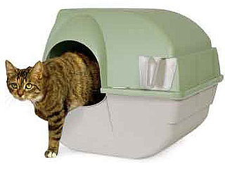 PetSugar Street Team: Roll 'n Clean Is the Best Litterbox Ever