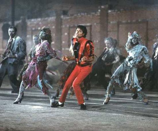 """""""Thriller"""" Video"""