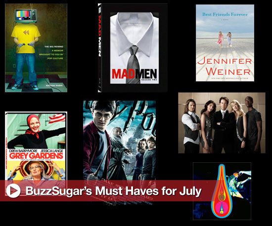 BuzzSugar's Must Haves For July