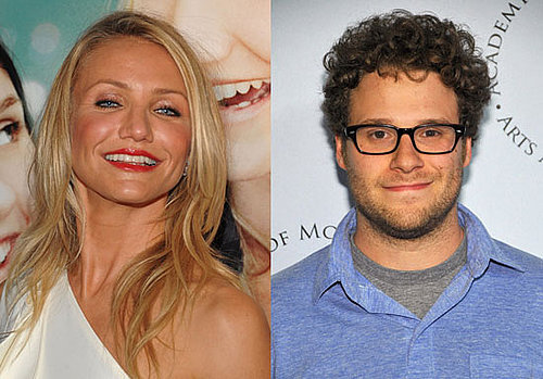 Cameron Diaz in Seth Rogen's Green Hornet Movie: Good Move?