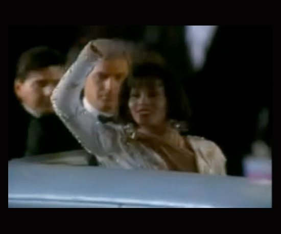 Whitney Houston, The Bodyguard