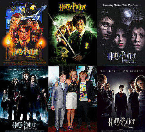 What's Your Favorite Harry Potter Film?
