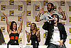 Chuck and His Friends Rock Out at Comic-Con