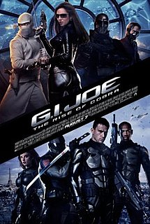 G.I. Joe Opens This Weekend: Are You Excited For It?