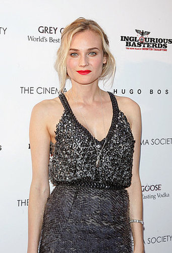 Diane Kruger Is Part of the Boys Club in Basterds