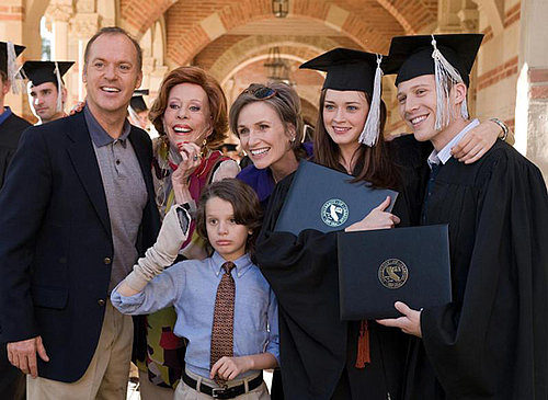 Post Grad Review Starring Alexis Bledel, Zach Gilford, and Michael Keaton