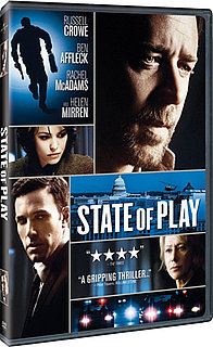 New on DVD Sept. 1, 2009: State of Play, Earth, Sugar