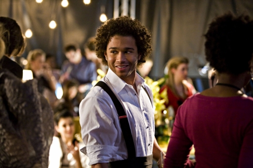 Corbin Bleu, yes, Chad from High School Musical, is Isaac.