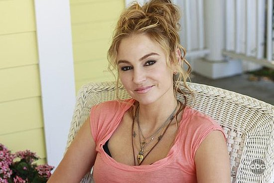 Take a look at the newest desperate housewife, Drea de Matteo.