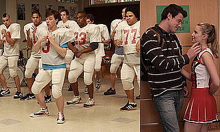 "Video Clip and Recap From Glee Episode 4: ""Preggers"""