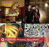 Fall Music Releases