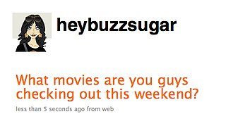 Follow BuzzSugar on Twitter!