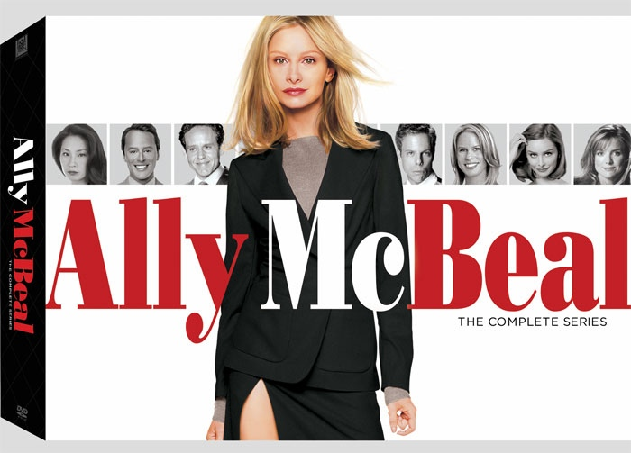 Ally McBeal Complete Series on DVD