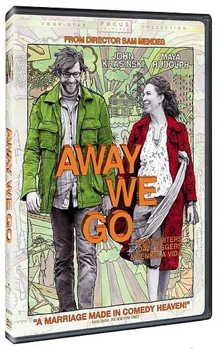 New DVD Releases For Sept. 29: Away We Go, Monsters vs. Aliens, Management