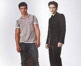 'Edward' and 'Jacob' Life-Size Cutouts, $33 Each