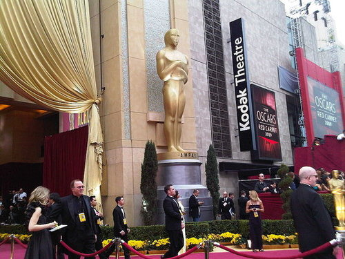 The Oscars Are Here!