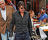 Photo Slide of Johnny Depp Leaving Lunch in NYC