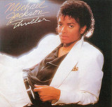 Michael's Thriller cover was an instant classic the moment it came out in 1982.