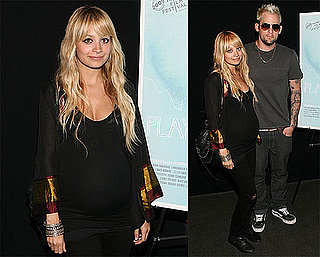 Photos of Nicole Richie and Joel Madden at a Private Screening of Playground in LA