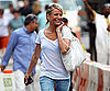 Photo Slide of Cameron Diaz Walking in NYC