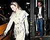 Photos of Renee Zellweger and Bradley Cooper Leaving Antonucci in NYC