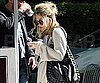 Photo Slide of Mary-Kate Olsen Leaving a Meeting in LA