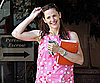 Slide Photo of Jennifer Garner in a Pink Dress