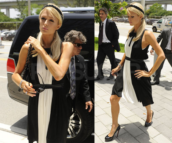 Photos of Paris Hilton in Miami