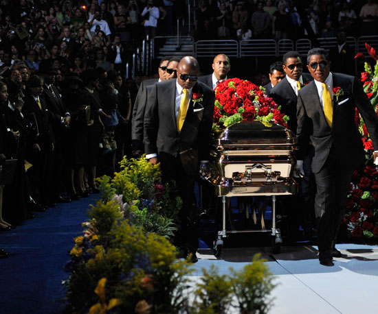 Laid to Rest