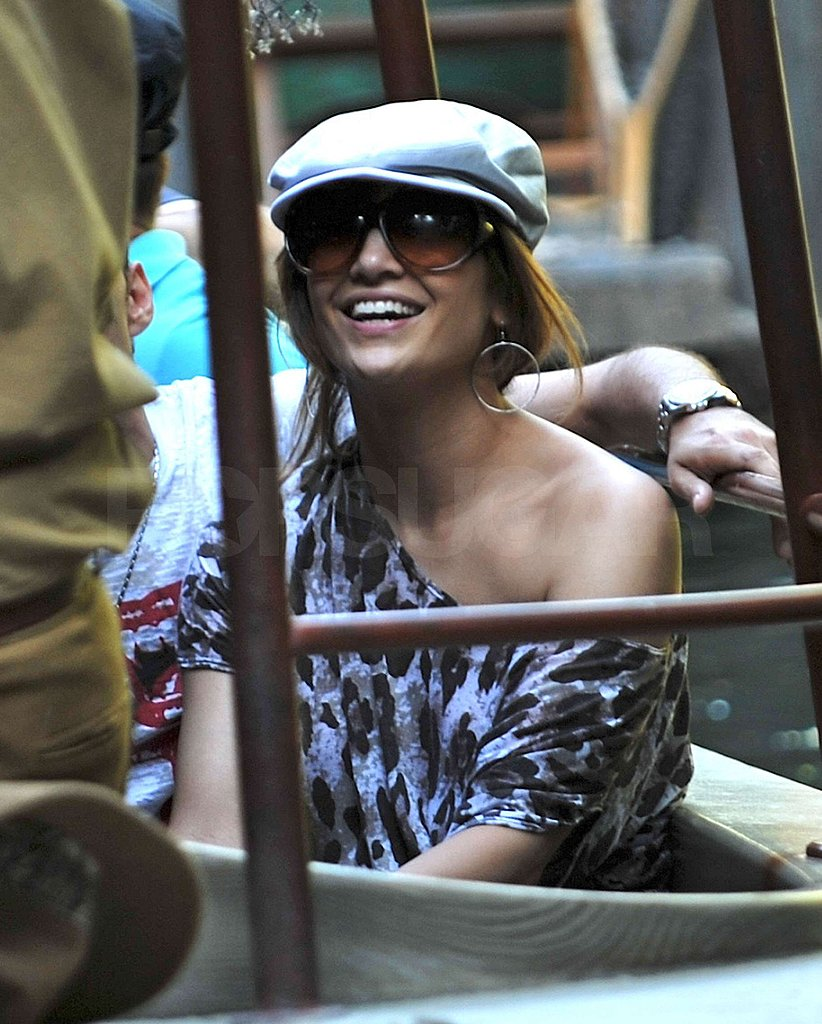 Photos of Jennifer Lopez and Marc Anthony at Disneyland