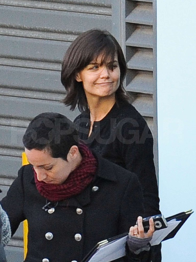 Photos of Katie Holmes in Melbourne