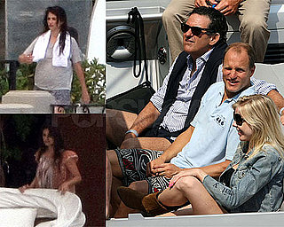 Photos of Penelope Cruz, Woody Harrelson, Javier Bardem in Cannes