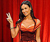 Photo Slide of Demi Moore at the ESPY Awards