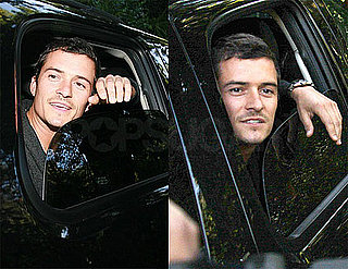 Photos of Orlando Bloom in LA After His House is Burglarized