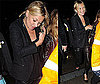 Photos of Kate Moss Leaving a Lily Allen Concert