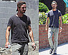 Photos of Shia LaBeouf Leaving the Gym in LA