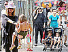 Photos of Heidi Klum and Kids on NYC