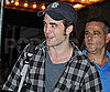 Photo Slide of Robert Pattinson Leaving the Set of Remember Me in NYC