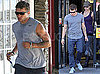 Photos of Ryan Phillippe and Abbie Cornish Out and About in LA