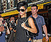 Photo Slide of Rihanna Leaving NYC's Da Silvano