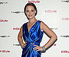 Slide Photo of Katherine Heigl in Blue at The Ugly Truth Screening