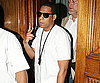 Photo Slide of Jay-Z Out in London