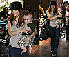 Photos of Ashlee Simpson and Son Bronx Going Out Together in LA
