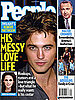 Robert Pattinson on the Cover of People Magazine