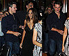 Photos of Matt and Luciana Damon