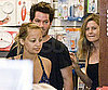 Slide Photo of Nicole Richie and Ellen Pompeo Shopping Together in LA