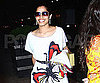 Photo Slide of Freida Pinto Out in NYC