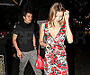 Slide Photo of Miranda Kerr and Orlando Bloom in LA