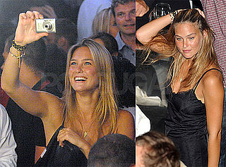 Photos of Bar Refaeli Dancing in St. Tropez