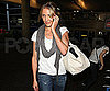 Photo Slide of Cameron Diaz on The Phone at LAX